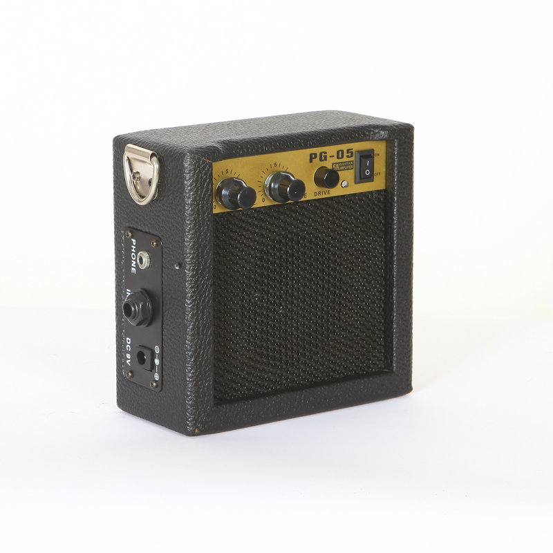 5W Electric Guitar Amp Amplifier Speaker Volume Tone Control Electric High Quality Guitar Parts Accessories clip on belt portable mini electric guitar amp amplifier speaker volume tone control 3w or 5w