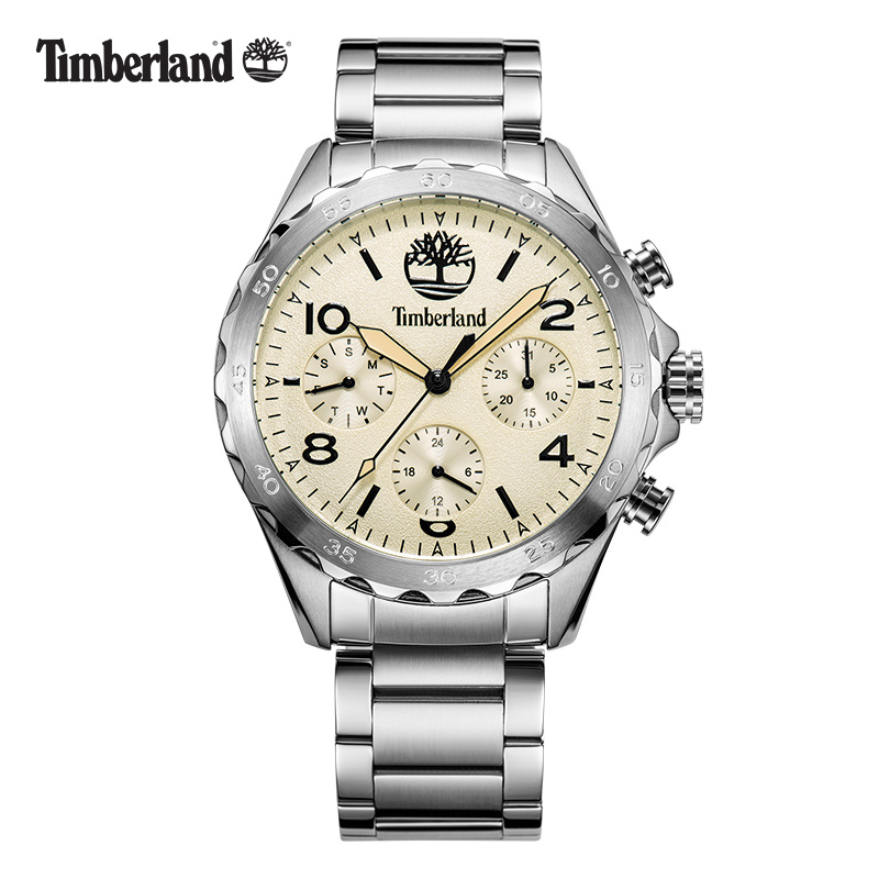 Timberland Mens Watches  Quartz Multifunction Display Large Dial Calendar Business Casual Men Watches T15015 1
