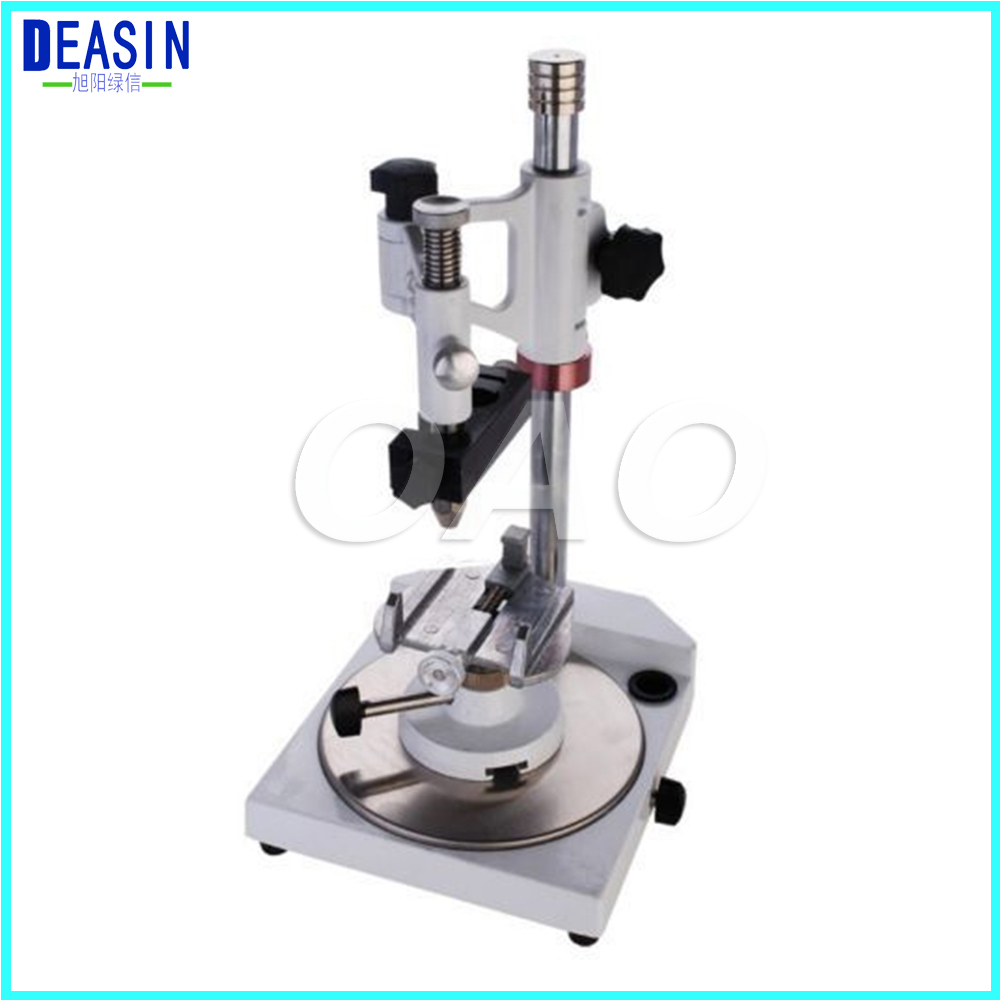 2018 Hot sale Popular Dental Lab Equipment Square Base Dental Lab Surveyor Visualizer Fully with 7 Tips Fully Adjustable moriarty s the good mother