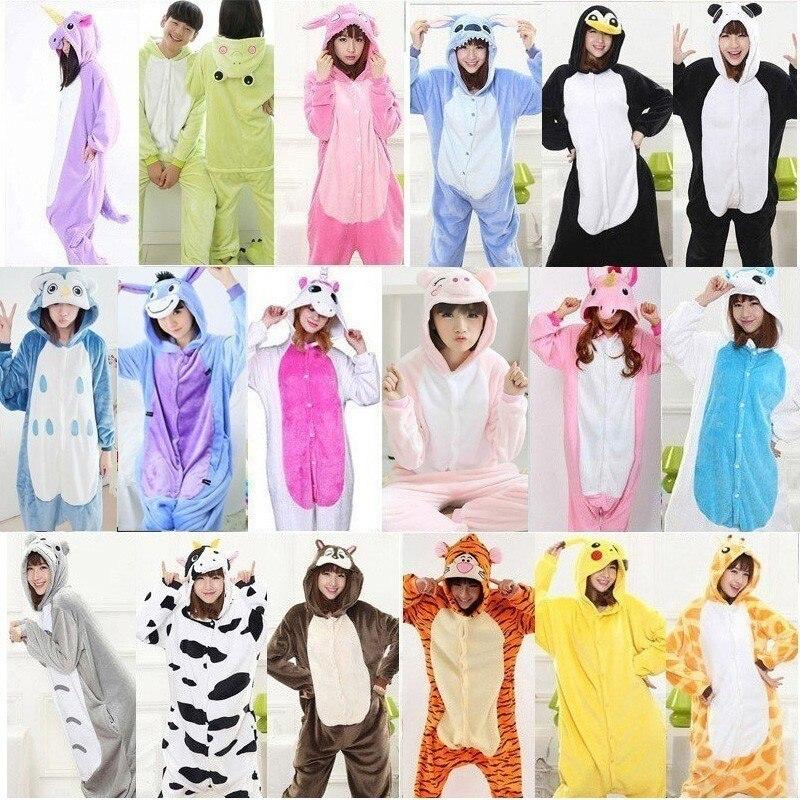 Unicornio Kigurumi Onesies For Adults Onepiece Panda