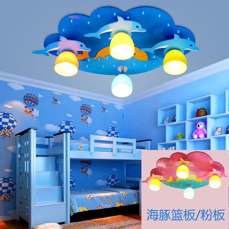 Bedroom LED Compass ceiling lighting ceiling lamps for the living room chandeliers Ceiling for the Study room Children room creative cartoon baby cute led act the role ofing boy room bedroom chandeliers children room roof plane light absorption