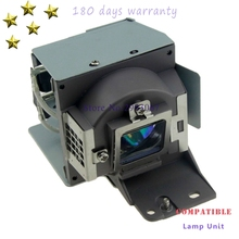 Replacement Projector Lamp 5J.J3T05.001 with housing For BenQ MS614 MX613ST MX615 MX615+ MX660P MX710 with 180 days warranty