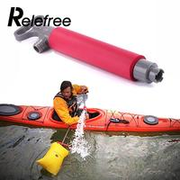 NEW Inflatable Kayak Pump Hand Pump For Canoe Kayak Floating Rescue 46cm Length