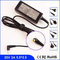 Pour Lenovo Ideapad S9 S10 S10-2 S9E S10E S12 S205 S206 S405 20V 2A Ordinateur Portable Chargeur Adaptateur secteur Cordon D'ALIMENTATION