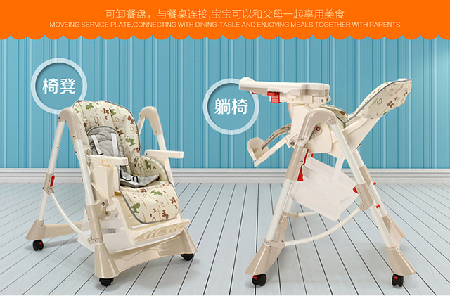 Portable Baby High Chair Booster Seat Kid,Infant Baby Dining Lunch