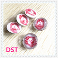 Trend Delta sigma theta shield button 18mm pic-DIY DST cheap glass snap fraternity jewelry charm accessories 10pcs/lot,ONC016