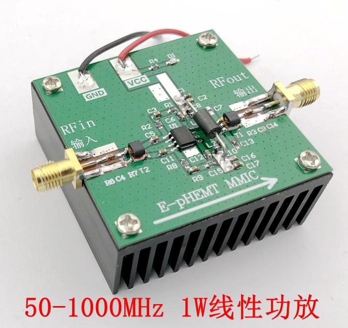 più alla moda imballaggio forte servizio eccellente Digital RF Broadband High Linear Power Amplifier Power Amplifier ...