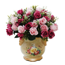 The Indoor Decoration Style Table Simulation Of Dry Bouquet Jewelry Set  Home Furnishing Plastic Flowers,