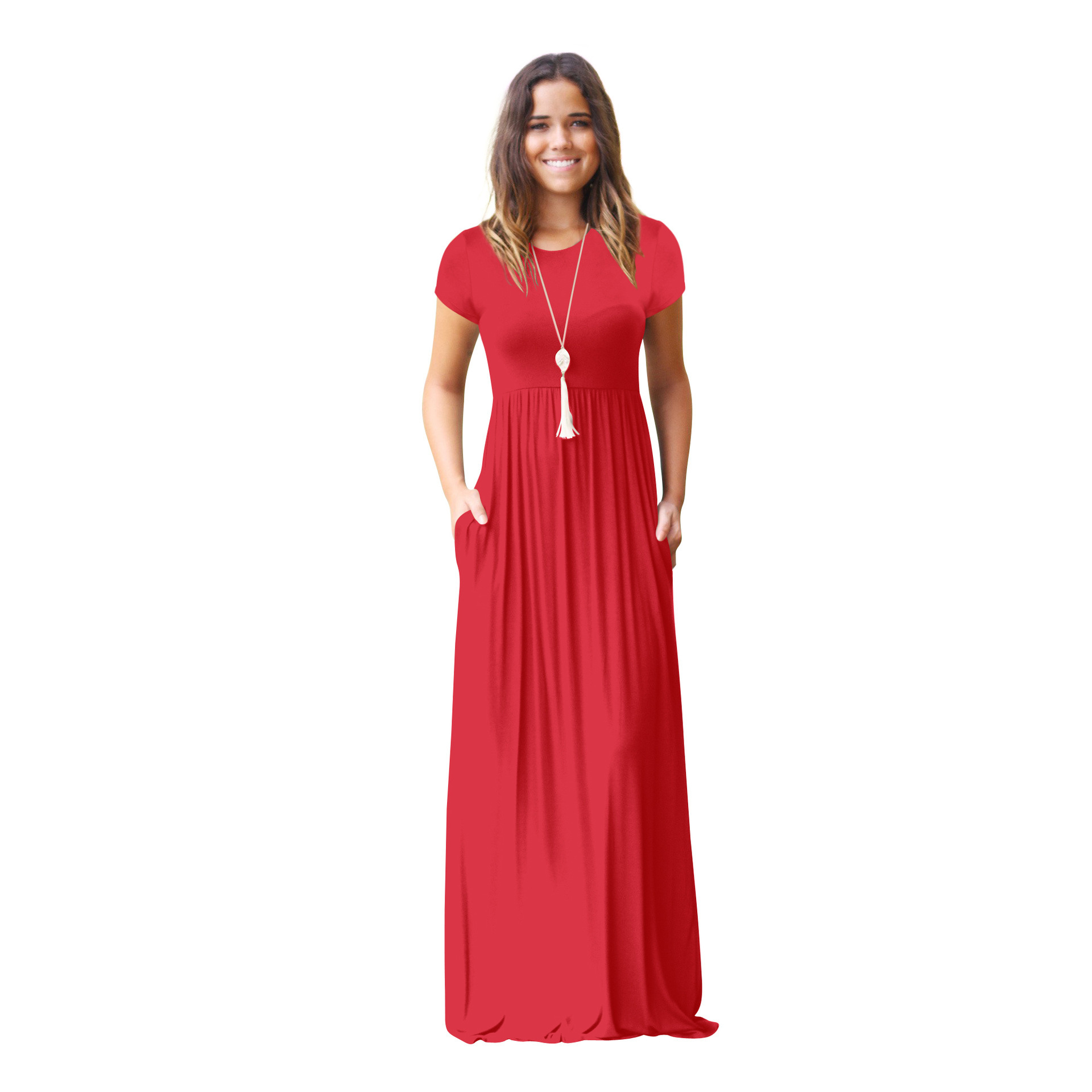 Long Casual Summer Dresses For Women