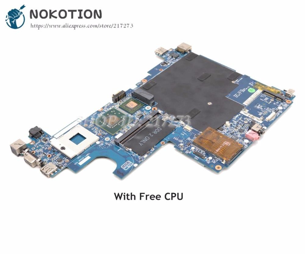 NOKOTION For Samsung NP-Q45 Q45 Laptop Motherboard 12.1 inch 965PM DDR2 8400M BA92-04552A BA92-04552B BA92-04551A BA92-04551BNOKOTION For Samsung NP-Q45 Q45 Laptop Motherboard 12.1 inch 965PM DDR2 8400M BA92-04552A BA92-04552B BA92-04551A BA92-04551B