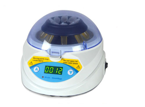 Mini-4K/6K/7K/10K Medical laboratory Centrifuge Centrifugal Separator 0.1%