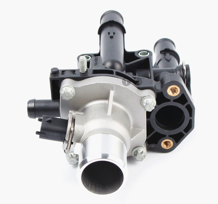 Engine Coolant Thermostat And Housing Assembly 2009 2011 1 ...