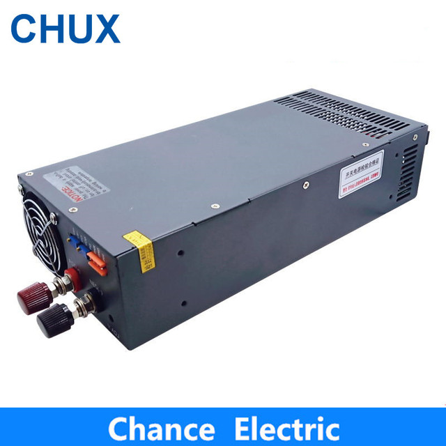 12V 15V 24V 27V 36V 48V 60V 72V 80V 90V Switching Power Supply 1000W 110V 220V  AC to DC Power Supply
