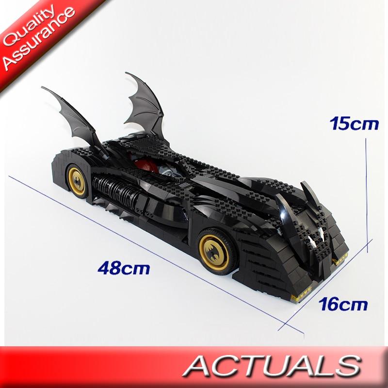 Aliexpress Buy 1045pcs Decool 7116 The Batmobile Ultimate