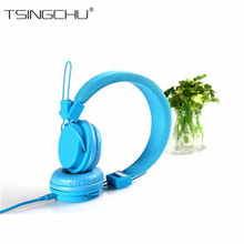20Pcs Free DHL Newest EX09i 3.5MM Folding Gaming Headphone Super Stereo Headset With Microphone For Iphone /Samsung MobilePhone
