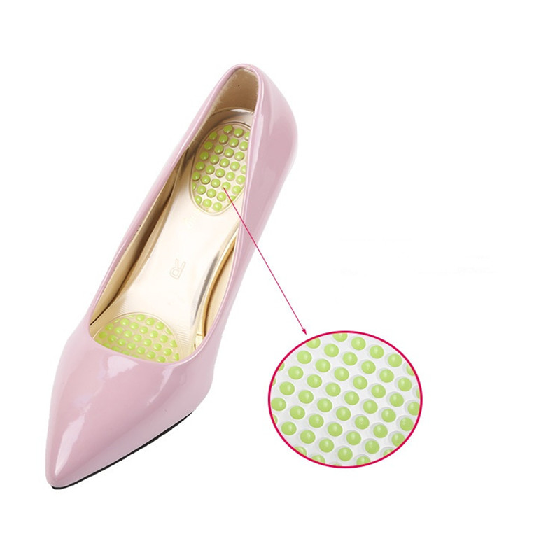 EFBABA Καμία ολίσθηση Πίσω ψηλή τακουνιά - Αξεσουάρ παπουτσιών - Φωτογραφία 2