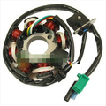 STARPAD Для Мотоциклов Мопедов GY6 125 150 для генератора катушки статора полюса ПОСТОЯННОГО ТОКА 8