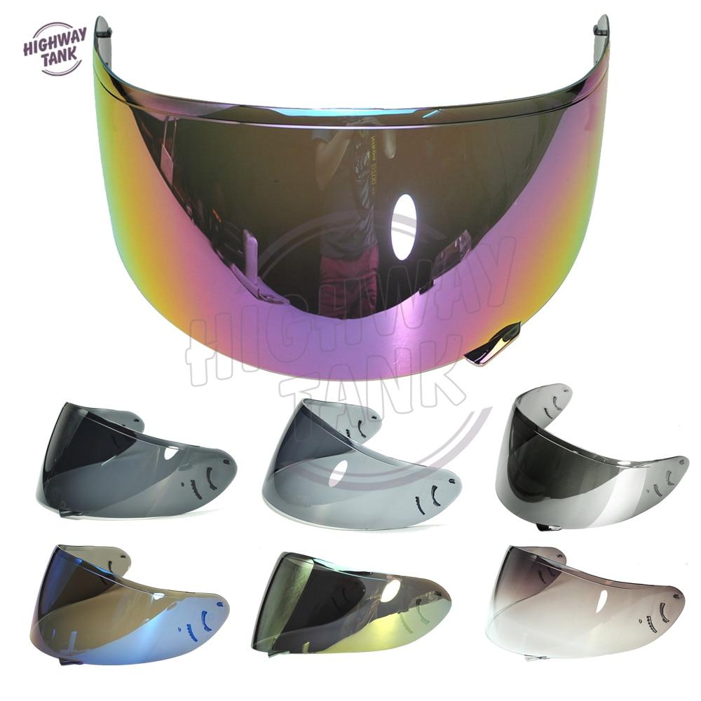 8 Colors Motorcycle Helmet Visor Full Face Shield Lens Case for SHOEI CW1 CW 1 X
