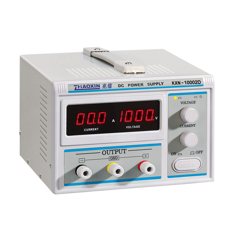 KXN-10002D high-power DC power 0-1000V 0-2A adjustable Digital Power Power Supply 10002D power pw6236frmks