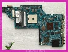 665284 001 fit for hp pavilion DV6 DV6 6000 laptop motherboard 665281 001 DDR3 tested working