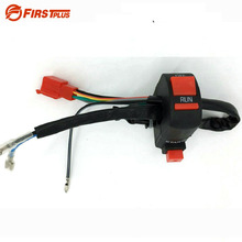 7 8 Motorcycle Handlebar Control Switch Ignition Kill Start Switch ON OFF For YAMAHA BWS Kawasaki