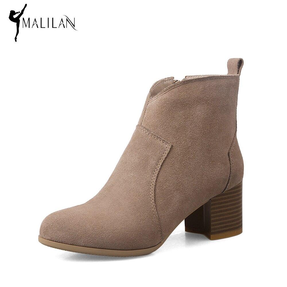 femme cheville bottes promotion-achetez des femme cheville bottes