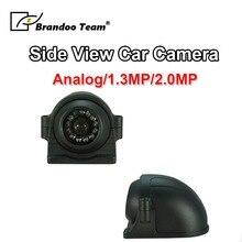 AHD oder Analog Fahrzeug Bus Lkw Kamera Seiten Ansicht Bus Dome Kamera Für Schule Bus