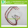 O Envio gratuito de 1 PÇS/LOTE TEC1-12706 12706 TEC Thermoelectric Cooler Peltier 12 V Nova de refrigeração de semicondutores TEC1-12706