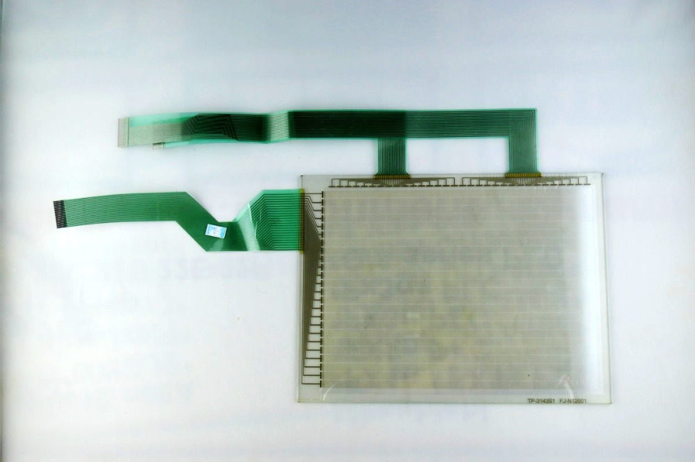 For IDEC HG2A-SS22BF Touch screen Panel glass