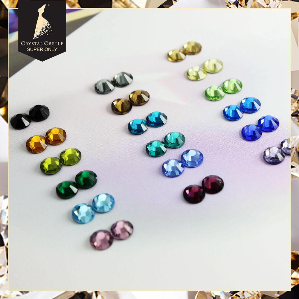 Kristal Qalası isti düzəldici Crystal Ən yüksək dərəcəli 5A - İncəsənət, sənətkarlıq və tikiş - Fotoqrafiya 3