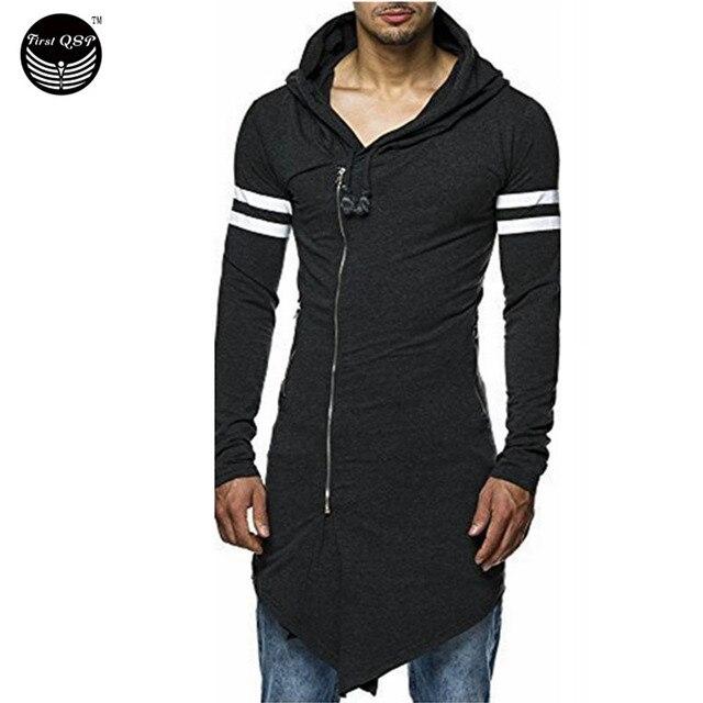 daf15ec5b24 2016 Hoodies Men Sudaderas Hombre Hip Hop Mens Brand Back Alphanumeric  Printing Hoodie Sweatshirt Suit Slim