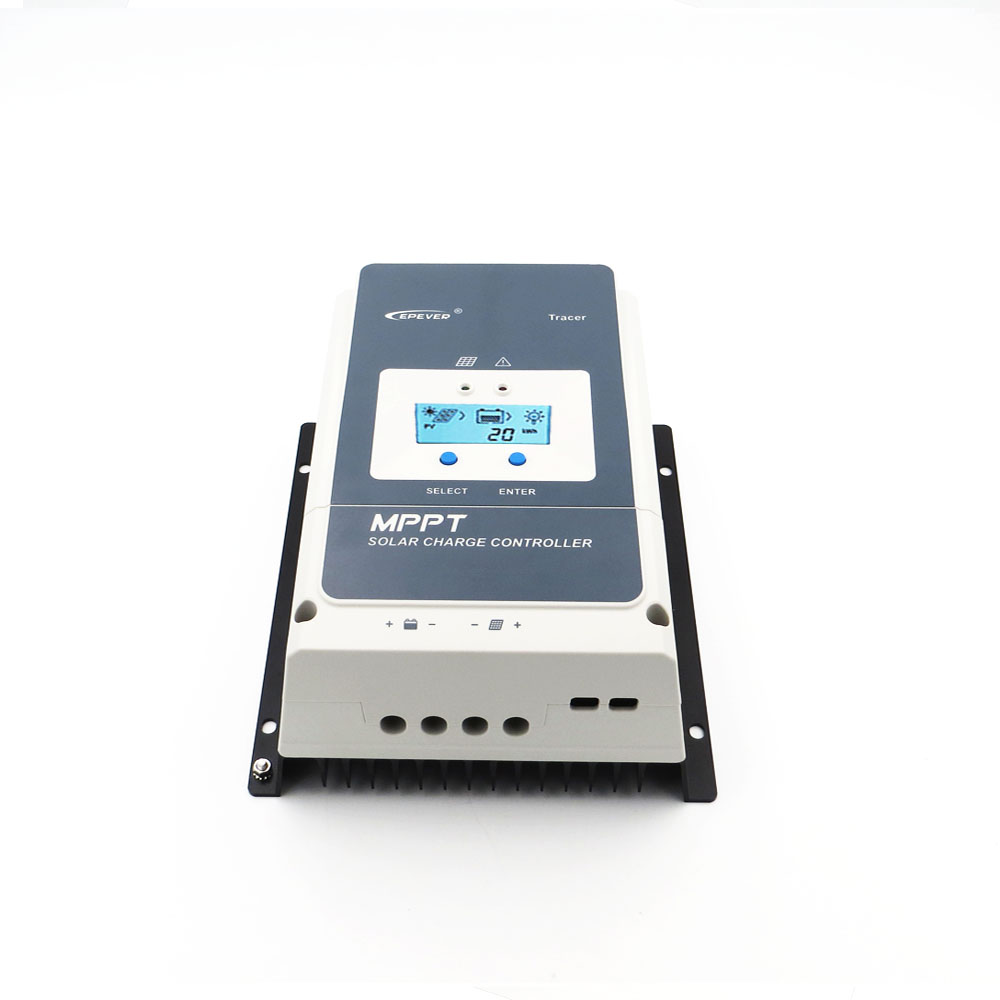 Tracer10415AN Tracer10420AN 100A MPPT Solar Charge Controller cell battery charger Regulator 100amps 10415AN 10420AN tracer LCD