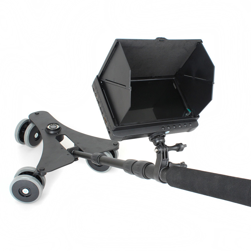 Vehicle mirror water -proof security instrument vehicle chassis of the vehicle inspection mirror video camera  цены