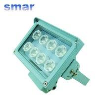 100% Фирменная Новинка ночного видения 8 Светодиодный массива Просветитель лампа 12 В 8 Вт для видеонаблюдения Камера
