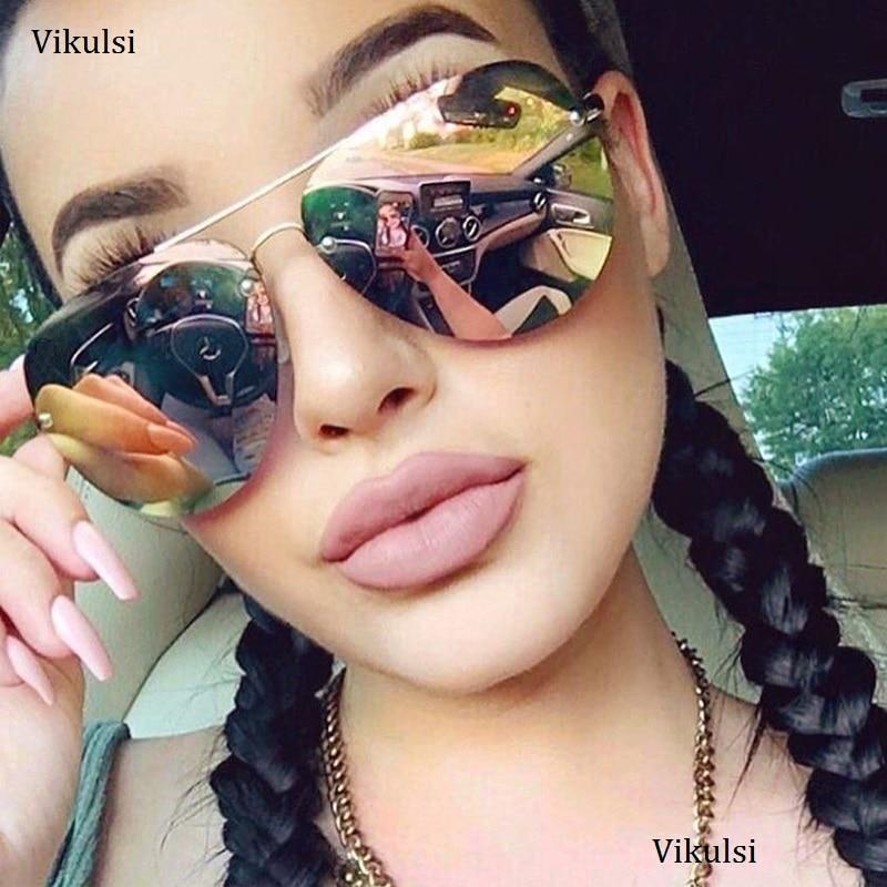 2017 aviator sunglasses lunette femme women luxury brand for Miroir 220 review