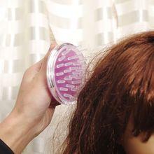 Scalp Washing Hair Brush Reduce Hair Loss