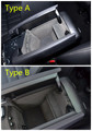 Palete De Armazenamento Secundário Central Apoio de Braço Caixa Recipiente Bin Organizador Titular de Telefone Para O Mercedes Classe Benz W166 GLE 2015