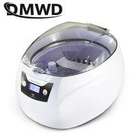JIQI 50W Digital Ultrasonic Cleaner 750ml Sterilizer Intelligent Jewelry Glasses Watch Ultrasound Washing Bath Cleaning Machine
