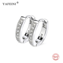 Free Shipping --NEW 925 Sterling Silver Earrings Silver Stylish Jewelry Stud Earrings Tiny Style GNE0471 цена 2017