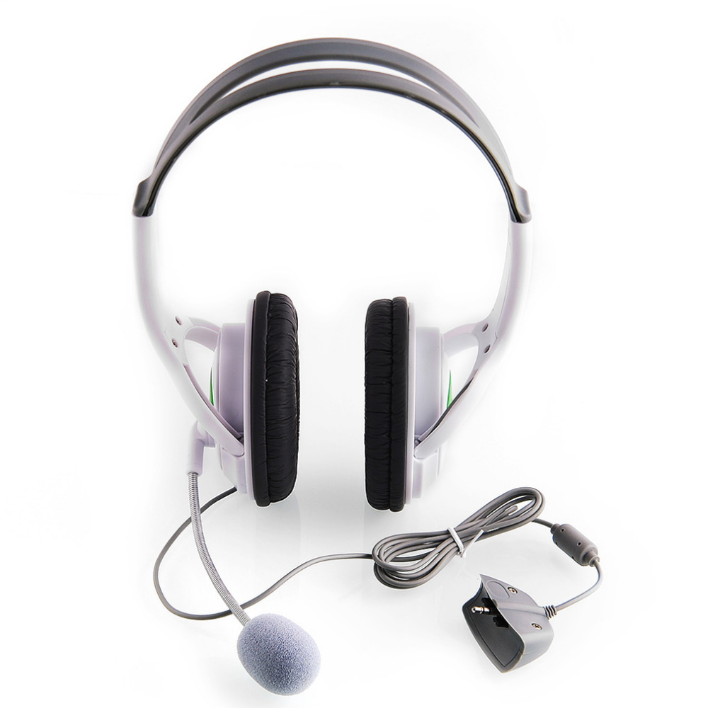 Live Big Headset Headphone With Microphone for XBOX for 360 for Xbox for 360 Slim Wholesale xbox 360 в перми