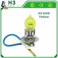 2 x H3 HOD 12 V 3000 K - 4300 K 100 W oro amarillo Car Auto HOD bombillas halógenas lámparas bombillas de los faros