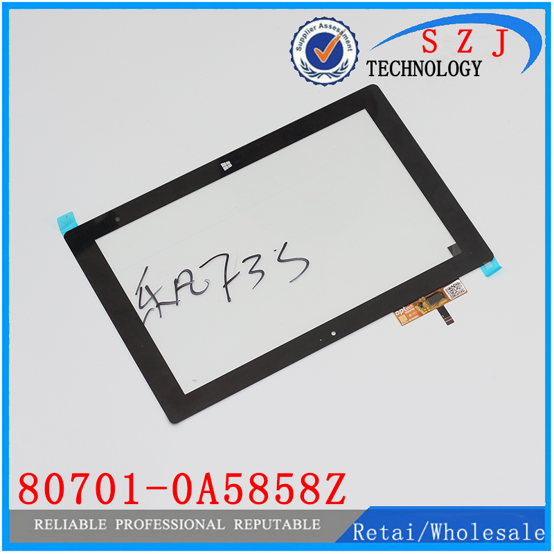 Original 10.1'' inch 80701-OA5858Z Windows Tablet 80701-0A5858Z Capacitive Touch Screen Panel Digitizer Glass Sensor Replacement original new 10 1 capacitve touch screen panel 80701 0a5858z windows 8 tablet pc android touch digitizer pad mid glass