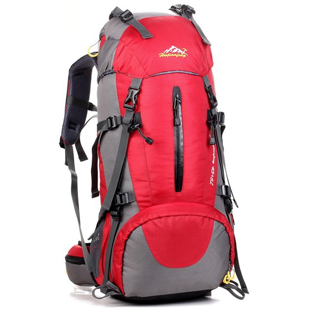Brand specialist mountaineering bags 50L waterproof travel bag ...