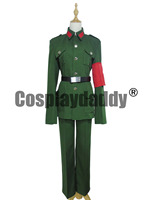 Axis Powers Hetalia China Cosplay Uniform Costume