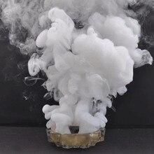 Magic Tricks Performance Photography Smoke Portable Scene-Props Pyrotechnics Cake White