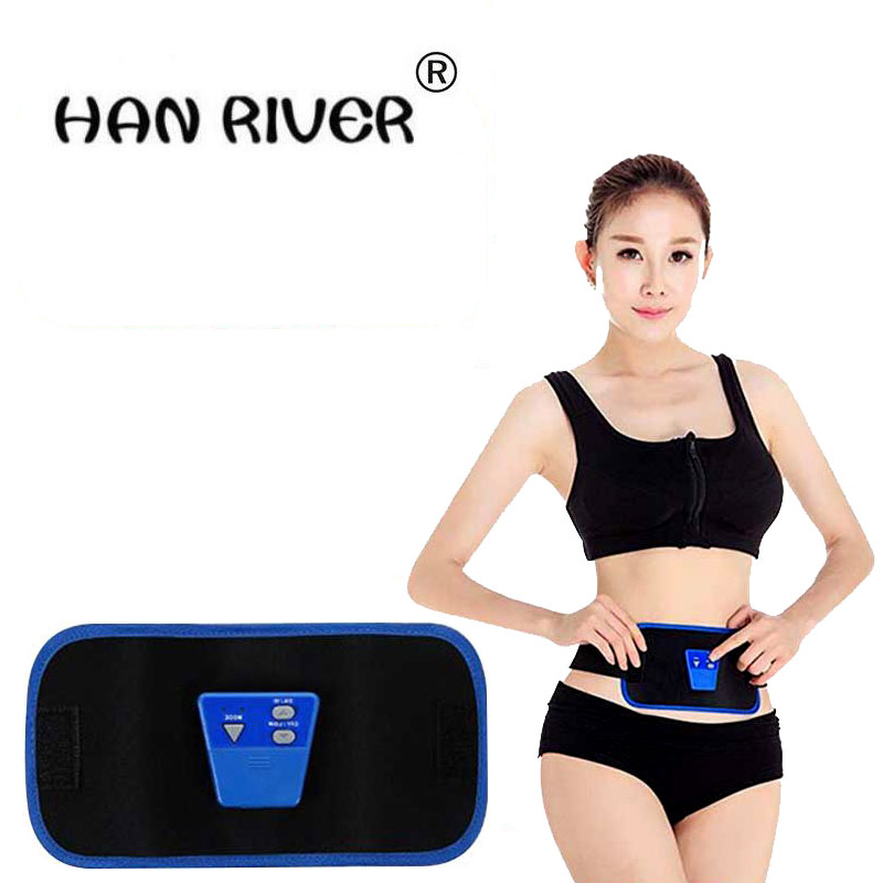 Massage Belt Rejection Fat Belt To Reduce Weight Thin Body Electronic Waist Belt Physiotherapy Instrument