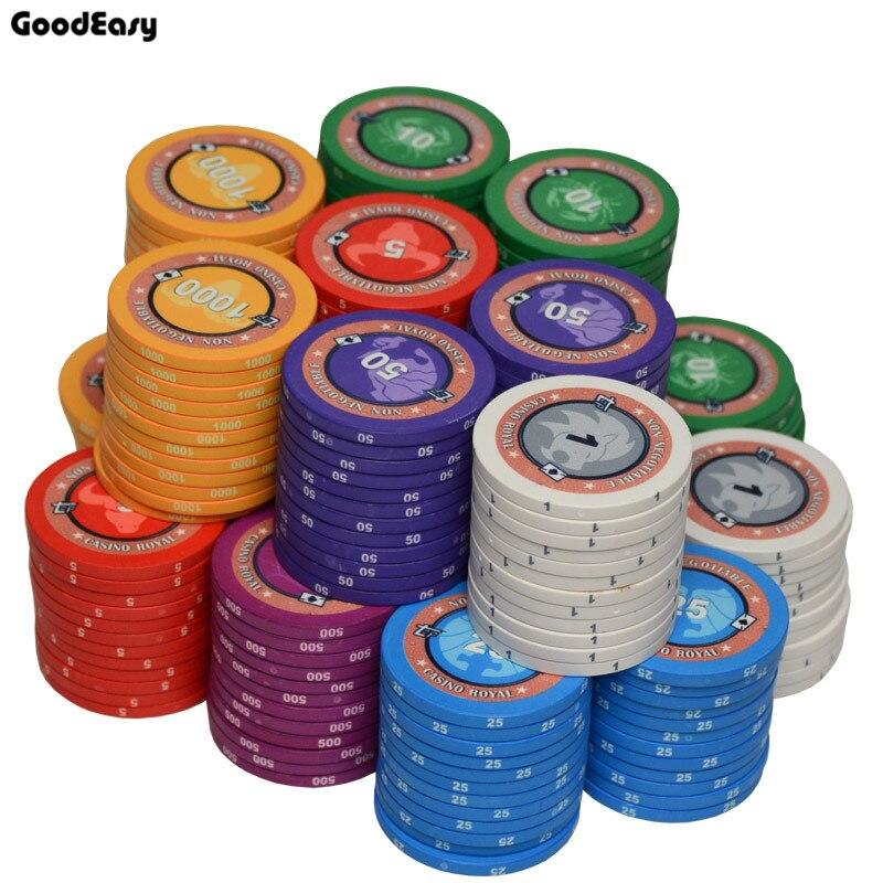10 Buah Set 12 Rasi Bintang Casino Royal Keramik Pajak Hold Em Black Jack Chip Poker Lebih Ringan Bingo Koin Disesuaikan Poker Chips Casino Royalechips Poker Aliexpress