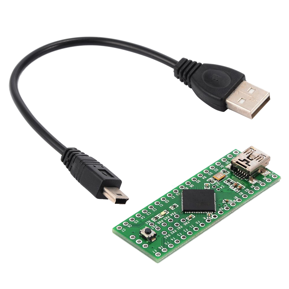 Teensy 2 0 USB AVR Development Board AT90USB1286 ISP U Disk font b Keyboard b font