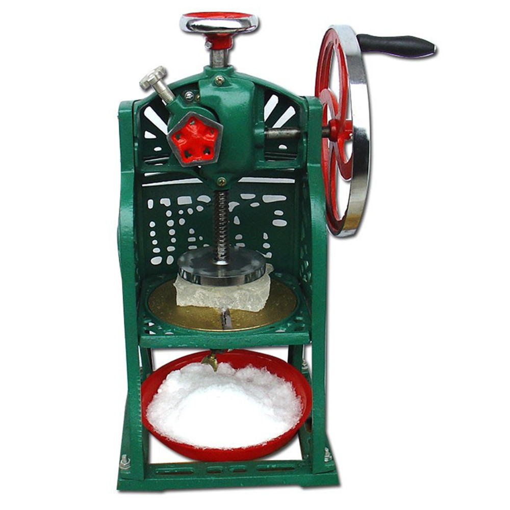 snow ice shaver machine shaved ice machine commercial ice crusher zfchina mainland