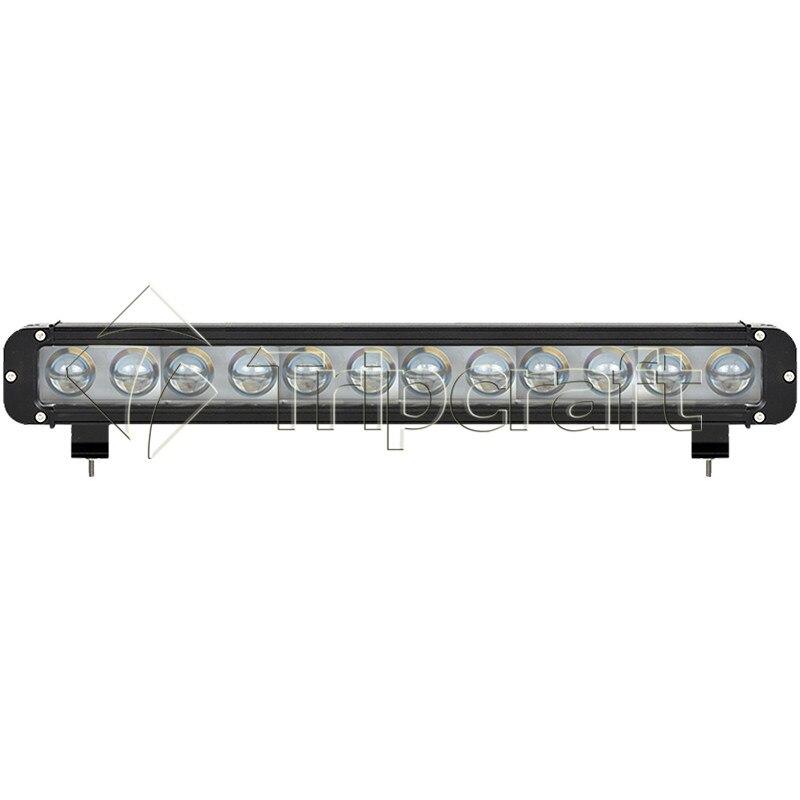 Tripcraft 120W 20.3inch 4D LED Light bar IP67 waterproof 12V/24V Combo beam for 4x4 offroad trucks SUV single row light bar led